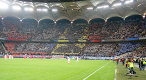 Steaua Bucharest choreography (Creative Commons)